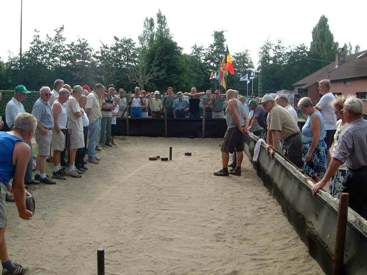 La boule flamande - Jeux de bouee ...